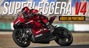 Volta rápida ao Circuito de Portimão na exclusiva Ducati Superleggera V4 thumbnail