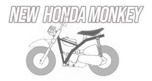 Reveladas Patentes de uma nova Honda Monkey de menor dimensão thumbnail