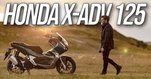 Será que está para breve a apresentação da nova Honda X-ADV 125 thumbnail