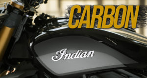 A Indian Motorcycle apresenta esta semana a sua nova FTR Carbon 2020 thumbnail