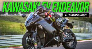 Kawasaki EV Endeavour  – Vídeos sobre o desenvolvimento do protótipo eléctrico da marca japonesa thumbnail