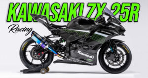 Apresentada uma Versão Racer da Kawasaki ZX-25R thumbnail