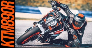 "KTM 890 Duke R – Candidata ao título de ""Middleweight Champion 2020"" thumbnail"