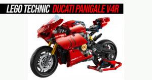Lego Technic Ducati Panigale V4R thumbnail