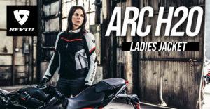 Blusão REV'IT! ARC H20 LADIES – Estilo Desportivo feminino para todo o ano. thumbnail