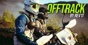Blusão REV'IT! Offtrack – Leve e ventilado, dentro ou fora de estrada thumbnail