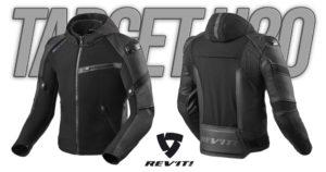 Blusão REV'IT! Target H20 – Sóbrio e inspirado na competição. thumbnail