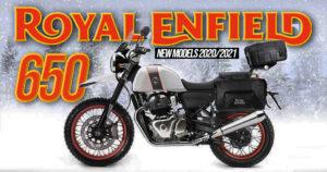 Modelos prováveis Royal Enfield 650 para 2020/2021 thumbnail