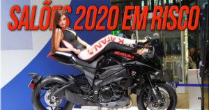 As Feiras Internacionais 2020, EICMA e INTERMOT, em risco thumbnail