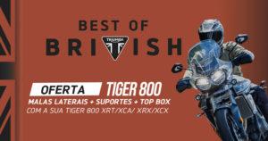 Triumph Motorcycles – Grandes Promoções para a 'Reentrada' em quase toda a gama thumbnail