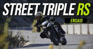 ENSAIO TRIUMPH STREET TRIPLE RS 2020 – No Topo das Desportivas Naked de média cilindrada thumbnail