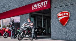 A Ducati oferece aos seus clientes prolongamento de garantia e atualizações gratuitas de software thumbnail