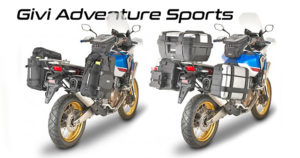 A GIVI prepara a Honda Africa Twin Adventure Sports para viajar com maior conforto thumbnail