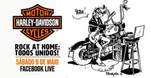 HARLEY-DAVIDSON Organiza Noite Solidária com Concertos para Lutar Contra a COVID-19 thumbnail