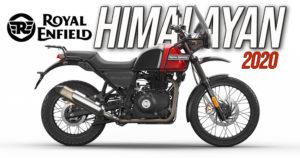 Royal Enfield apresenta novas cores 2020 para a Himalayan 400 thumbnail