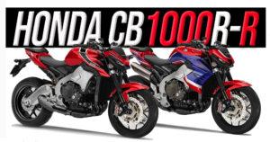 Poderá ser esta a próxima geração de Hyper Nakeds da Honda ? thumbnail