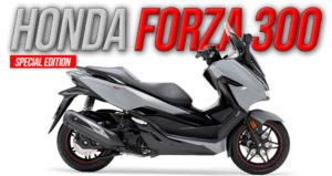 Honda Forza 300 Limited Edition – Uma Edição Especial Limitada para 2020 thumbnail