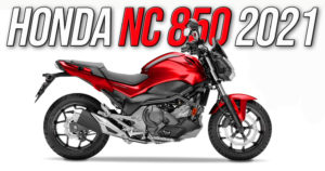 Honda NC850 faz prever uma renovação completa da gama para 2021 thumbnail