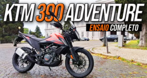 KTM 390 Adventure – A moto certa para te arriscares em qualquer Aventura thumbnail