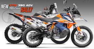 Será que em 2021 iremos ver uma Versão Rally da KTM 390 Adventure thumbnail