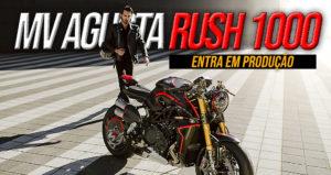 A Produção da Edição Limitada da MV Agusta RUSH 1000 arranca em Junho thumbnail