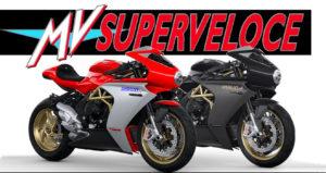 Novas cores 2020 para a fantástica MV Agusta Superveloce thumbnail