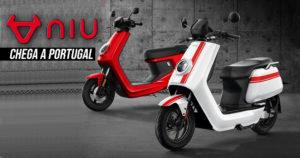 NIU – O líder mundial de mobilidade urbana chega ao mercado português thumbnail