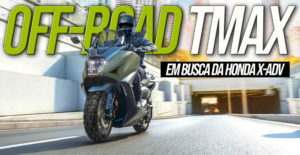 Yamaha TMAX  OffRoad – Uma possível futura rival da Honda X-ADV thumbnail