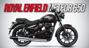 Nova Royal Enfield Meteor 650 – Imagens descobertas de uma nova 650cc bicilíndrica thumbnail