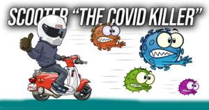 """A Scooter 125 é a """"arma letal"""" no combate ao COVID-19 – Conselhos para a sua aquisição thumbnail"""