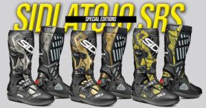 Edição Especial Python das botas de OffRoad SIDI ATOJO  – Alto desempenho, leves  e cheias de estilo thumbnail