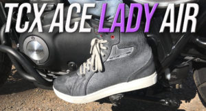 Botas TCX Street Ace Lady Air – Conforto e ventilação com estilo vintage thumbnail