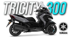 A Yamaha revela o preço da nova Tricity 300 e três opções de conjuntos de acessórios. thumbnail