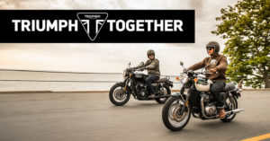 #TriumphTogether – Estamos Juntos! thumbnail