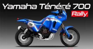 Yamaha Ténéré 700 Rally – Concept imaginado por Oberdan Bezzi thumbnail
