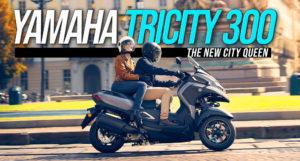 Yamaha Tricity 300 – Uma nova líder na mobilidade urbana está prestes a chegar thumbnail