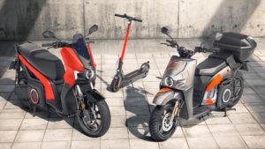 Seat apresenta duas novas scooters elétricas thumbnail