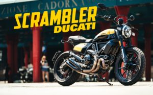 Personalização e estilo com a linha de acessórios originais Ducati Scrambler thumbnail