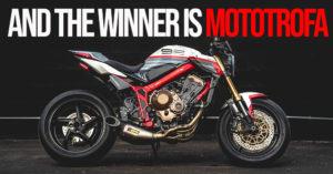 Vitória espectacular do Concessionário Mototrofa na II Edição Ibérica do Concurso Honda Garage Dreams thumbnail