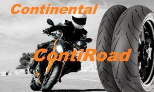 Novo pneu Continental ContiRoad Sport-Touring thumbnail