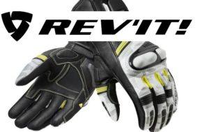 Luvas REV'IT! League: Perfeitas para estrada ou pista thumbnail