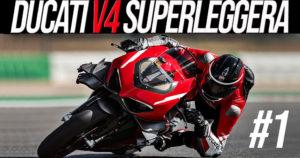 Produzida a 1ª unidade de 500 da Ducati Panigale V4 Superleggera – VÍDEO thumbnail