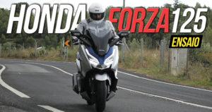 Ensaio Honda Forza 125 – Força de caráter thumbnail