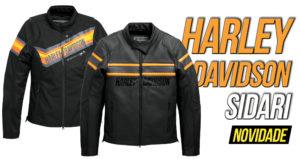 Harley-Davidson revela o blusão perfeito para disfrutar da moto no verão thumbnail