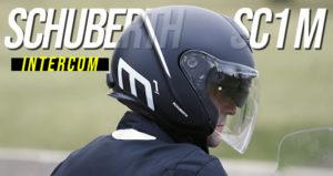 SCHUBERTH SC1 M – O Intercomunicador perfeito para o seu M1 PRO. thumbnail