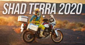 SHAD TERRA 2020 – As únicas malas de alumínio com sistema de fecho duplo integrado. thumbnail