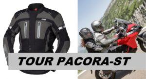 Blusão Tour Pacora-ST: equipe-se para todos os climas e temperaturas thumbnail