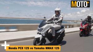 Comparativo Vídeo: Honda PCX 125 vs Yamaha NMax 125 – qual é a melhor? thumbnail