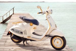 Vespa 946 Christian Dior – o símbolo máximo do luxo em duas rodas thumbnail