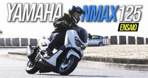 Yamaha NMAX 125 de 2020 – Uma Scooter compacta e de atitude desportiva thumbnail
